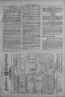 Posener Tageblatt. Handelsblatt 1908.11.20 Jg.47