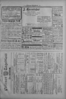 Posener Tageblatt. Handelsblatt 1908.12.11 Jg.47
