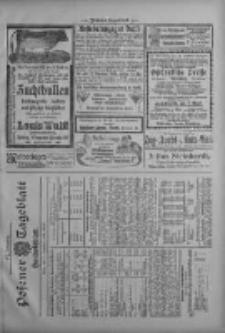 Posener Tageblatt. Handelsblatt 1908.12.17 Jg.47