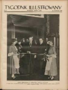 Tygodnik Illustrowany 1928.01.28 Nr4