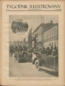 Tygodnik Illustrowany 1928.05.05 Nr18
