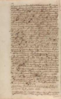 Joachimus Fridericus marchio Brandenburgensis ad Sacram RM [Sigismundum III], Kolonia nad Szprewą, [1605?]