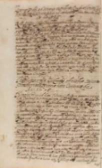 Instructio eidem [Joanni] Kuczborski ad eundem conuentum Graudentinensem nuncio data Cracouiae die 3 Augusti 1605