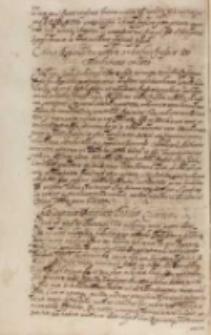 Cautio Regiae Mttis [Sigismundi III] iisdem ordinibus Prussiae ex contributione collata [1605]