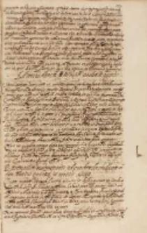 Praescriptum instructionis ad eundem Archiducem eidem nuntio [Joanni Branicki de Ruściec] eodem in negotio datum, Kraków 09.08.1605