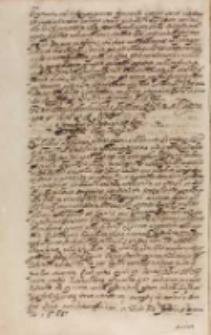 Ferdinandi Archiducis Austriae responsum ad legationem et literas SRMttis [Sigismundi III], Graz 08.09.1605