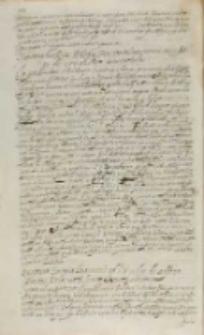 Responsum Turcarum imperatoris ad literas quibus de suffecto Simeone palatino in locum Hieremiae scauerat?, Kraków 11.11.1606