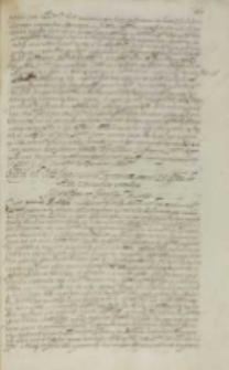 Responsum ad literas imperatoris Turcarum [Ahmedi I] nomine SRMTTIS [Sigismundi III] datum per eundem czausium, Kraków 18.11.1606