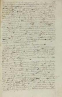 Responsum [imperatoris Turcarum Ahmedi I Sigismundo III] per [Nicolaum] Daniłowicz legatum magnum, [1608]