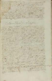 Matthiae Archiducis Austriae ad S. R. Mttem [Sigismundum III], Wiedeń 11.05.1608