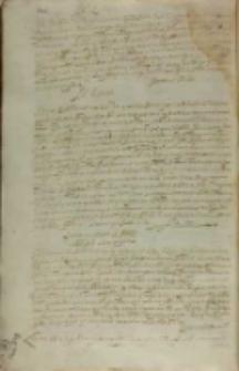 Ad Regiam [Maiestatem Constantiam] Leo Sapieha Cancellarius Lithuaniae, 20.02.1613