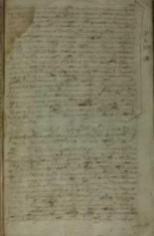 Praescriptum legationis Sacrae Regiae Mttis [Sigismundi III] ad ciuitatem Rigensem [...] Bartholomeo Ważynski notario Terrestri Derpatensi sub tempus conuocationis datum Cracouiae 10.04.1608