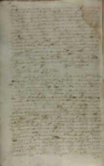 Gedanenses ad SR Mttem [Sigismundum III], Gdańsk 21.06.1608