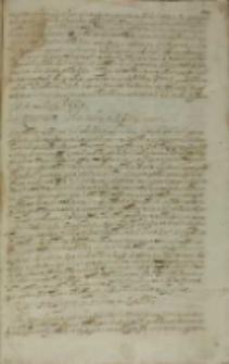 Responsum Imperatoris [Rudolphi III] Ab! legationem Reg. Mttis [Sigismundi III], Praga 21.06.1608