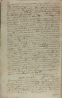Archidux Matthias ad SRM [Sigismundum III] de concesso sibi ab imperatore Romano Hungariae Regno, Wiedeń 04.08.1608