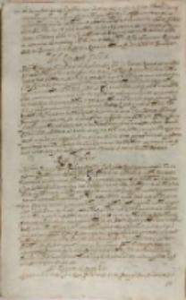 Ad reginam Galliae [Mariam de Medici Sigismundus III Rex Poloniae], Warszawa 24.01.1612