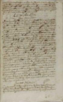 Episcopo Cracouiensi [Petro Tylicki Constantia Regina Poloniae], Warszawa 03.01.1612