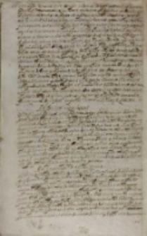 Ad episcopum Vratislaviensem [Carolum archiducem Austriae Sigismundus III] Warszawa 25.01.[1612]