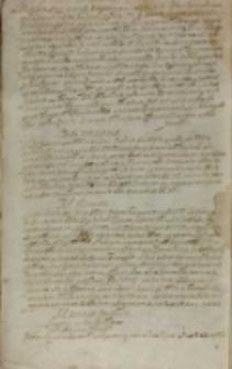 Duci Pomeraniae [Philipo II], Warszawa 21.11.1612