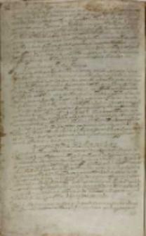 [Sigismundus III Rex Poloniae Asprilio Pacelli capellae nostrae magistro], [Warszawa 1612]