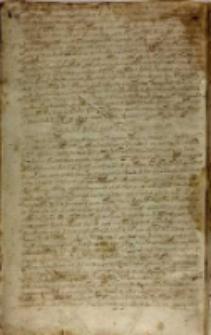 Responsum [Sigismundi III] ad hasce literas imperatoris [Matthiae], Warszawa 12.03.1613