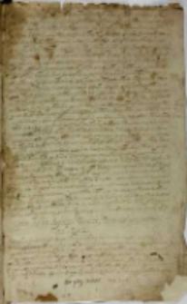Copia literarum Supremi Vasiris [Gumulcineli Damat Nasuh Pasza?] Turcarum imperatoris [Ahmedi I] ad Regem [Sigismundum III], [ok. 1613]