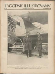 Tygodnik Illustrowany 1928.08.11 Nr32