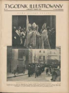Tygodnik Illustrowany 1928.10.13 Nr41