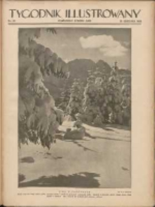 Tygodnik Illustrowany 1928.12.29 Nr52