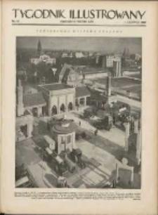 Tygodnik Illustrowany 1929.06.01 Nr22
