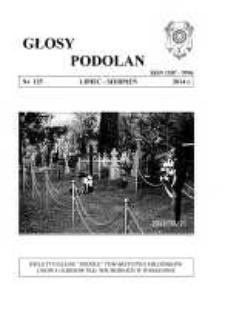 Głosy Podolan nr125