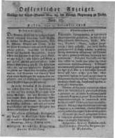 Oeffentlicher Anzeiger. 1816.12.17 Nro.25