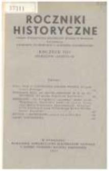 Okładka R. VIII z. 2 1932