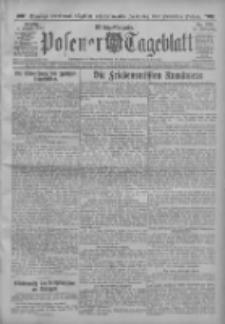 Posener Tageblatt 1913.08.01 Jg.52 Nr356