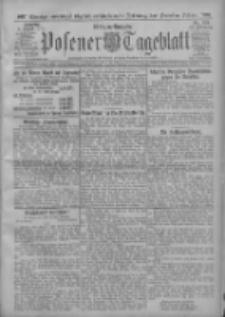 Posener Tageblatt 1913.08.03 Jg.52 Nr359