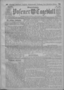 Posener Tageblatt 1913.08.06 Jg.52 Nr363
