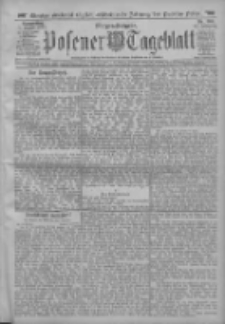 Posener Tageblatt 1913.08.07 Jg.52 Nr365