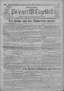 Posener Tageblatt 1913.08.11 Jg.52 Nr372