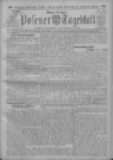 Posener Tageblatt 1913.08.13 Jg.52 Nr375
