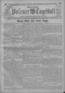 Posener Tageblatt 1913.08.13 Jg.52 Nr376