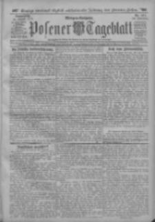 Posener Tageblatt 1913.08.14 Jg.52 Nr377