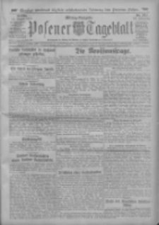 Posener Tageblatt 1913.08.15 Jg.52 Nr380