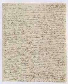 Listy do Ewy z Kickich Sułkowskiej z lat 1809-1818