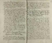 Rodolpho imperatori Romanorum Sigismundus Poloniae rex, Warszawa 24.03.1600