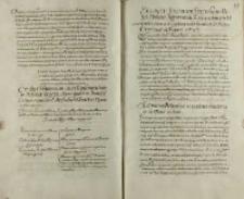 Gradus affinitatum inter Sigismundum in Polonia regem et serenissimam principe Constantiam Caroli archiducis Austriae Styriae etc ducis filiam