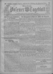 Posener Tageblatt 1913.08.18 Jg.52 Nr384