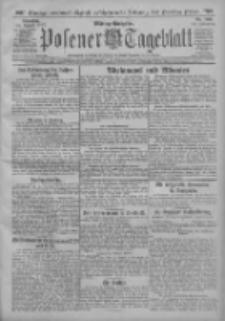 Posener Tageblatt 1913.08.19 Jg.52 Nr386