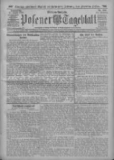 Posener Tageblatt 1913.08.21 Jg.52 Nr389