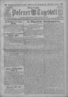 Posener Tageblatt 1913.08.21 Jg.52 Nr390