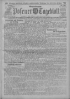 Posener Tageblatt 1913.08.24 Jg.52 Nr395